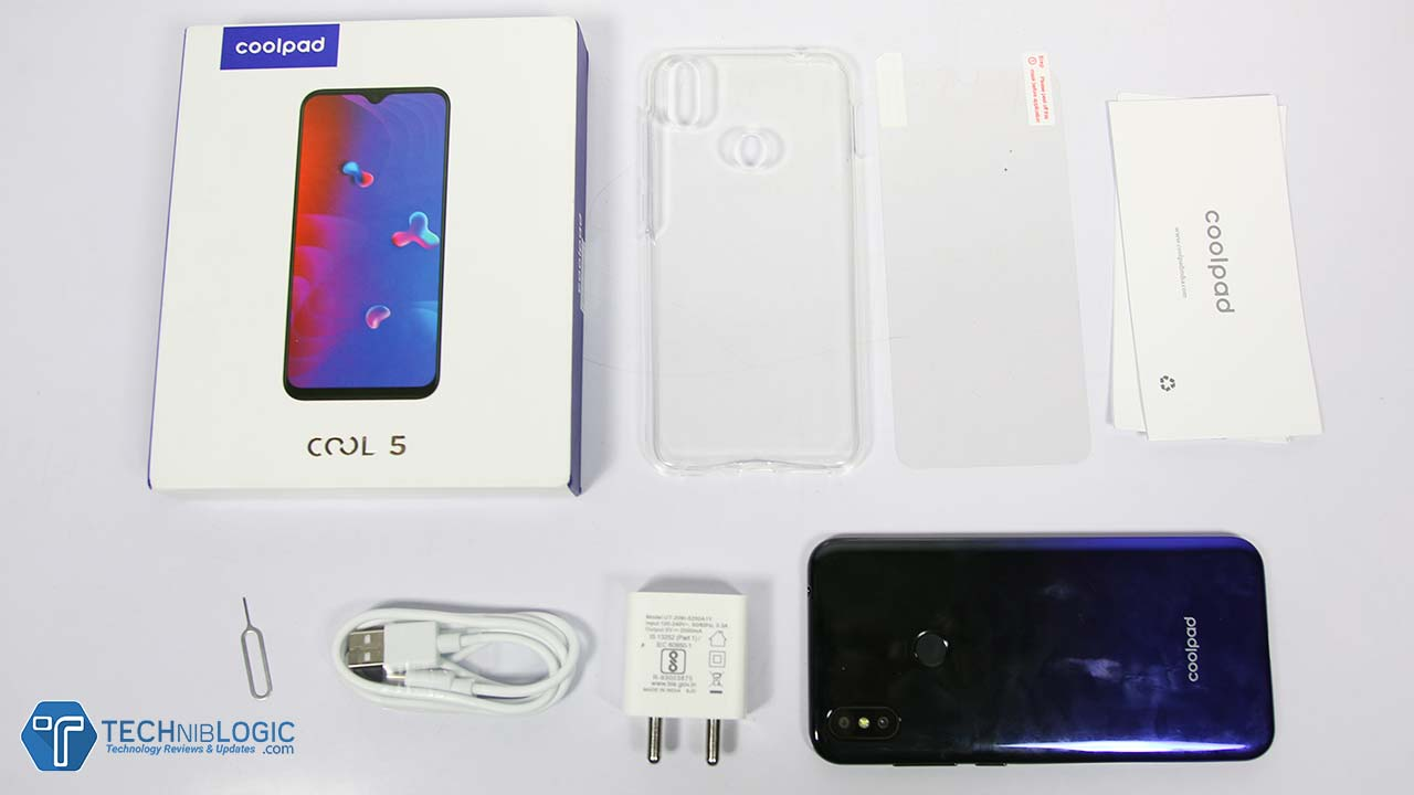 Coolpad-Cool-5-Review-box-content-techniblogic