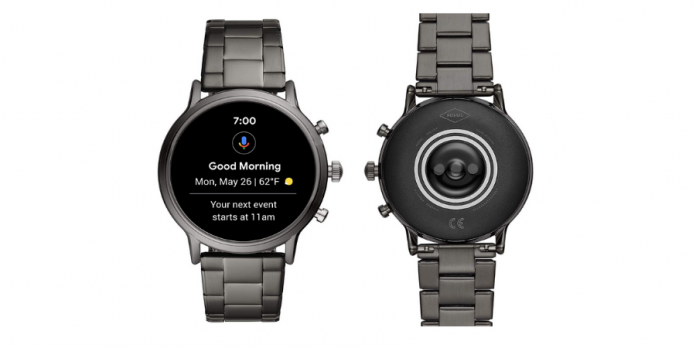 Fossil launches Gen5 touchscreen smartwatch in India 2