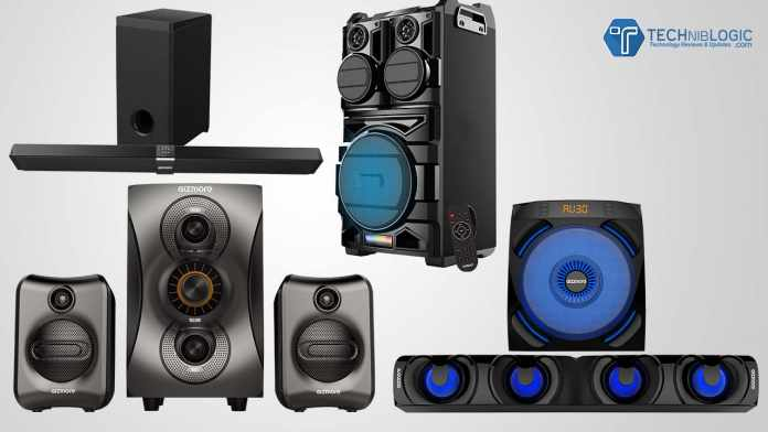 Gizmore makes a foray into Home Audio & Outdoor Party Speakers