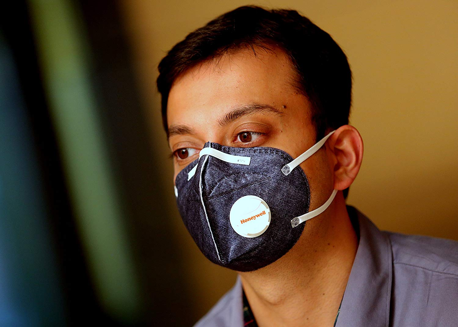 Honeywell PM 2.5 Anti Pollution Foldable Face Mask