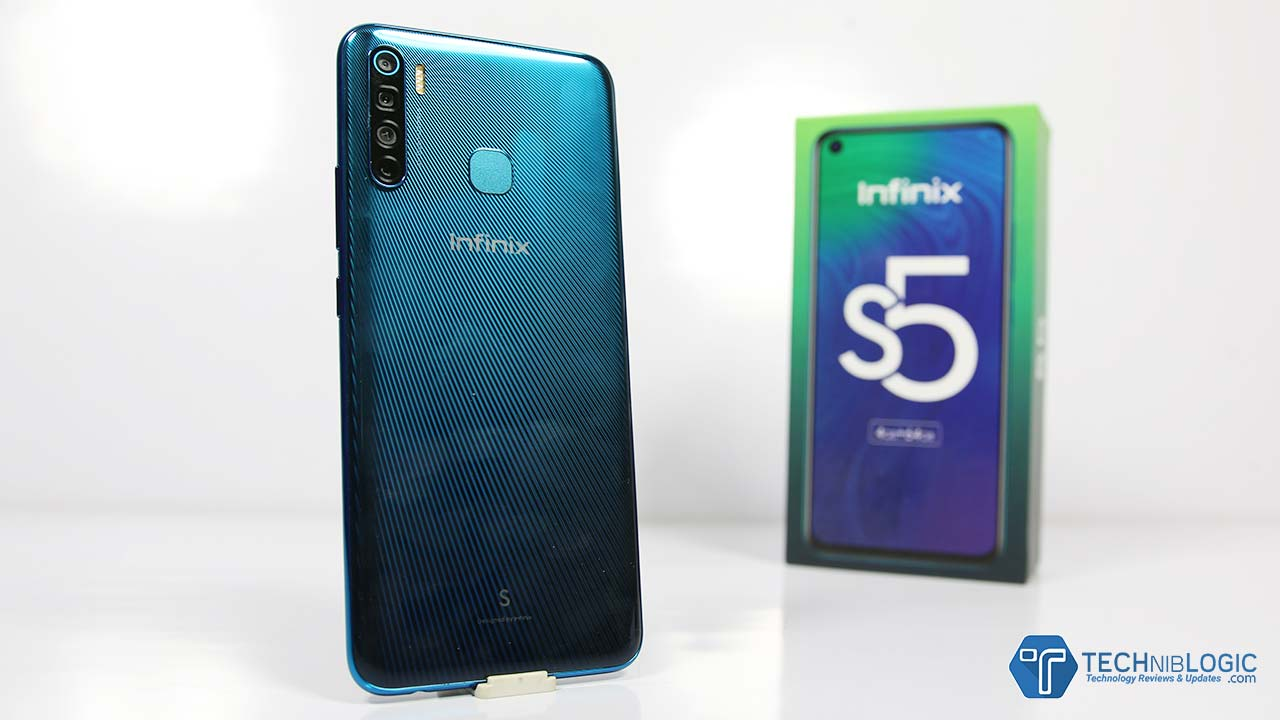 Infinix S5 Review : Best Punch Hole Phone in Budget! 5