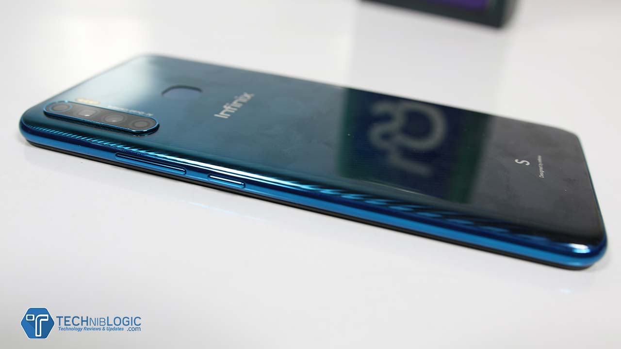 Infinix S5 review