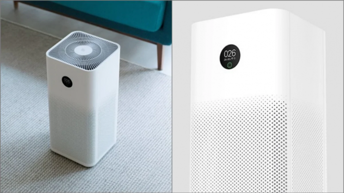 Mi Air Purifier 3 Best Air Purifier in India for Home
