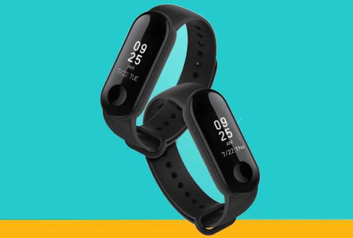 Mi Band 3i With 20-Day Battery Life, Monochrome Display