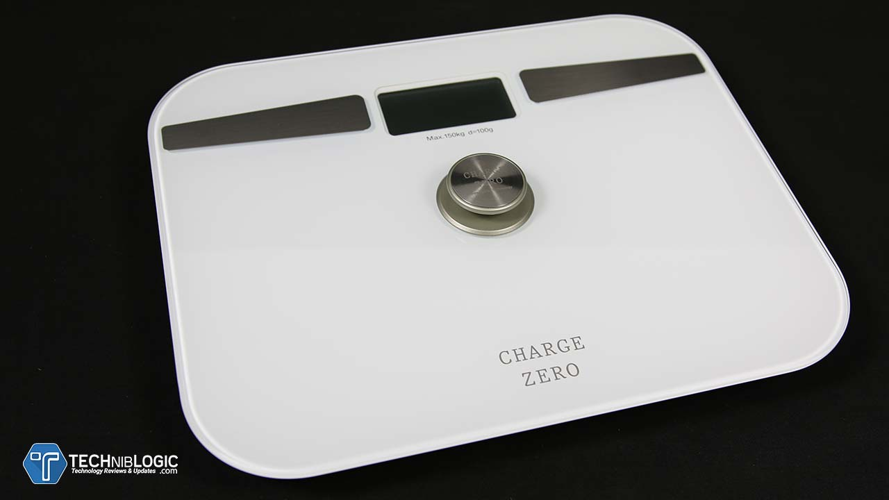 Charge Zero Smart Body Composition Scale