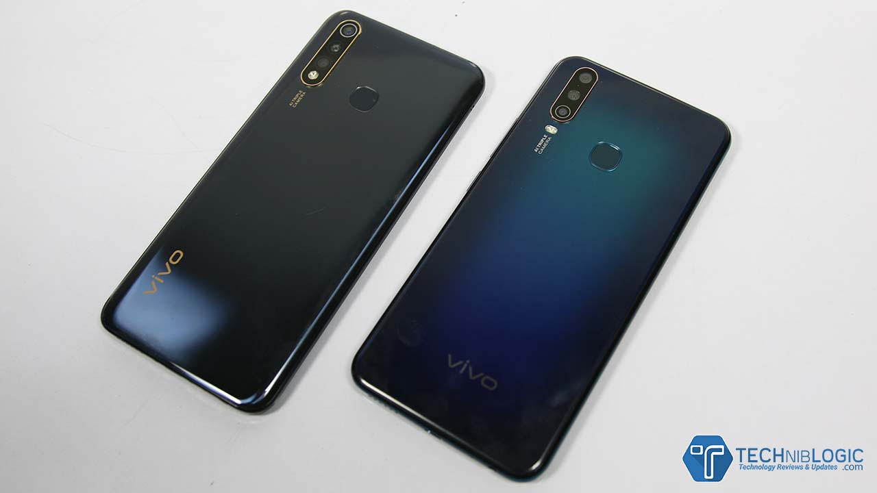 Vivo-U20-Review-back-panel-plastic