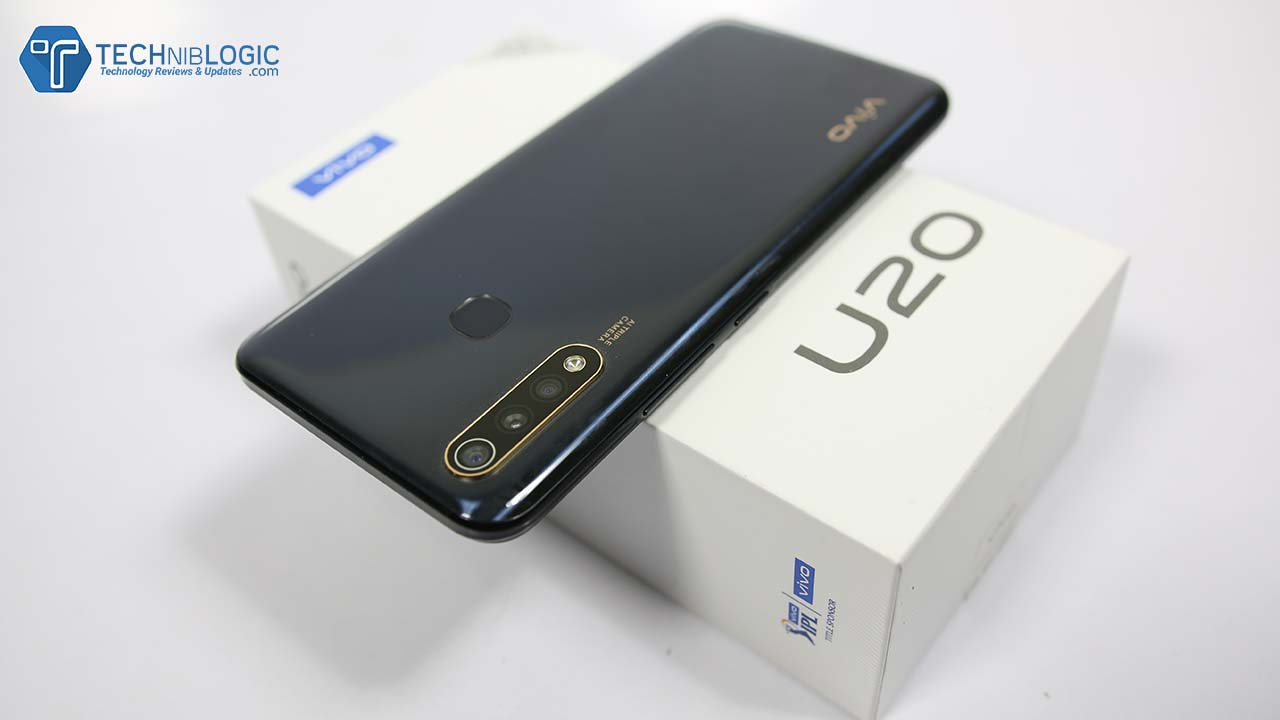Vivo U20 with 5000mAh battery, Snapdragon 675 Launched