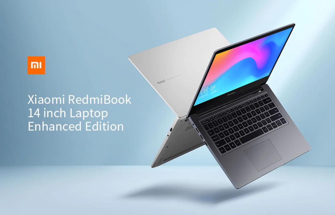 Xiaomi RedmiBook 14 inch Notebook Laptop Enhanced Edition Gearbest