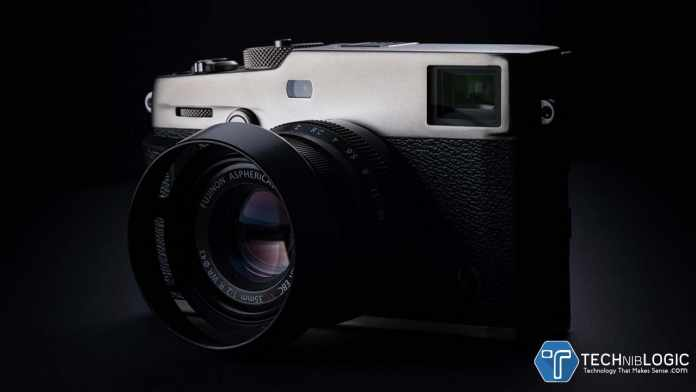 Fujifilm X Pro3 Mirrorless Camera With Retro Design