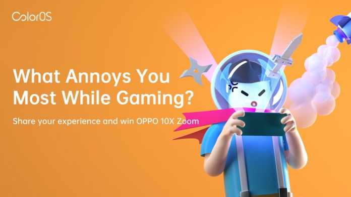 OPPO ColorOS 7 Takes Gaming to the Next Level