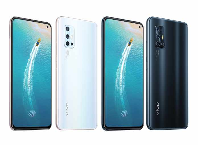 Vivo V17 With 32mp Front And 48mp Ai Quad Rear Camera Launched