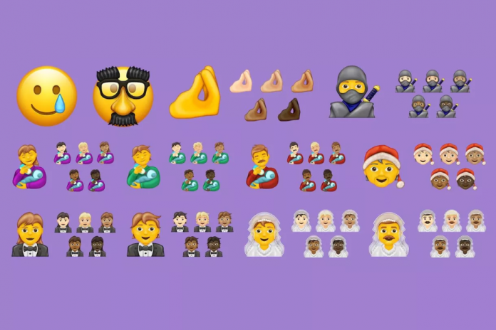 117 New Emojis 2020