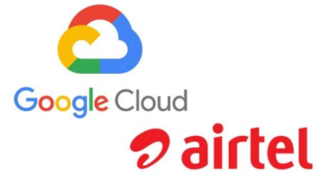 Airtel and Google Cloud Partner to Boost Collaboration