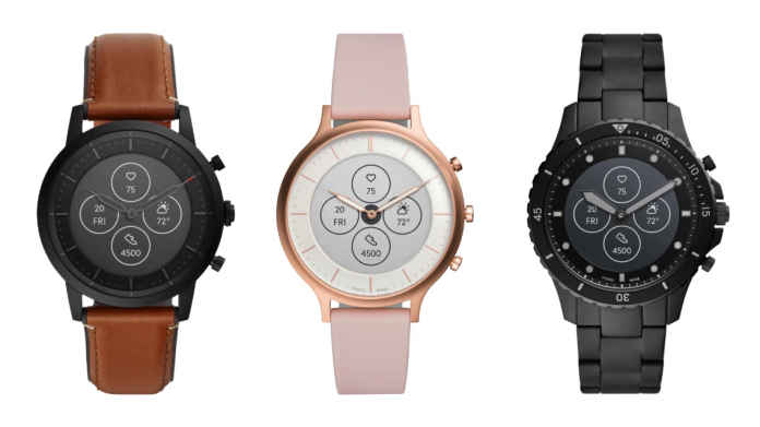 Fossil Hybrid HR Smartwatch launched