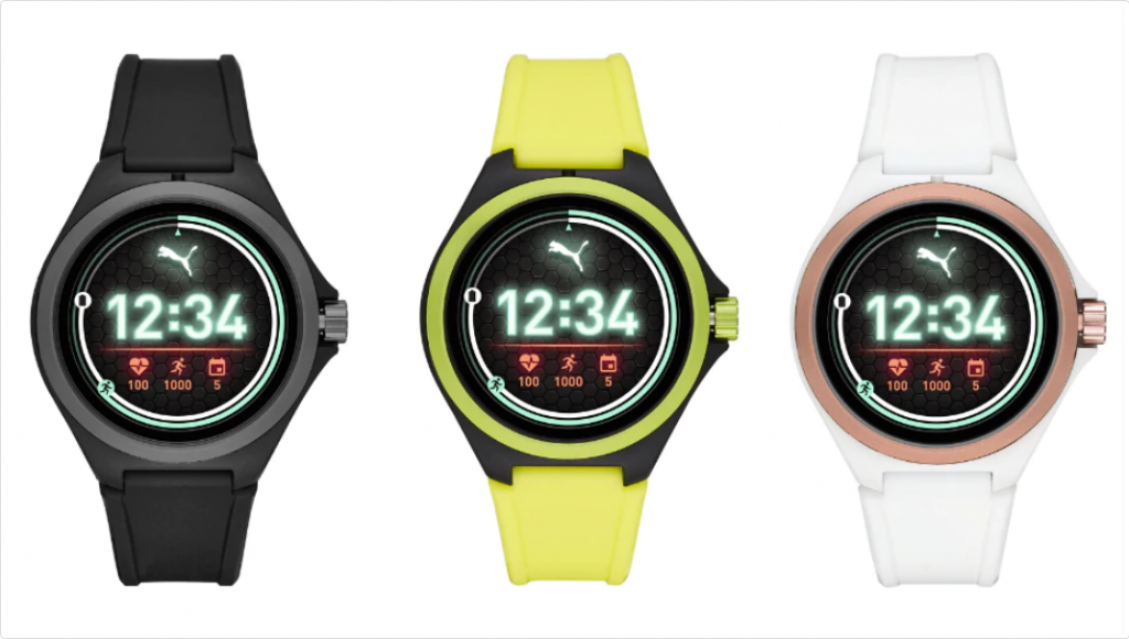 Puma Smartwatch launched in India