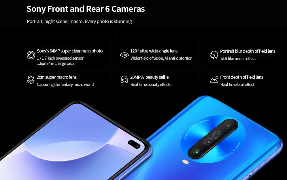 Xiaomi Redmi K30 5G Smartphone