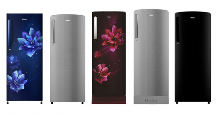 Haier Launches its First Single Door Inverter Refrigerators