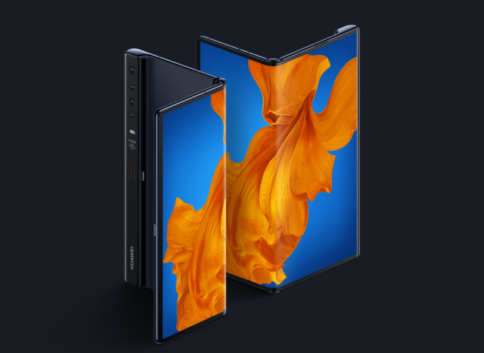 Huawei Mate Xs Foldable Phone Launched