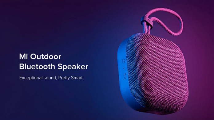 Xiaomi Mi Outdoor Bluetooth Speaker