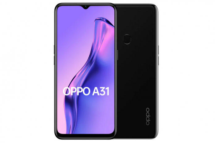 Oppo A31 (2020) With Triple Rear Camera