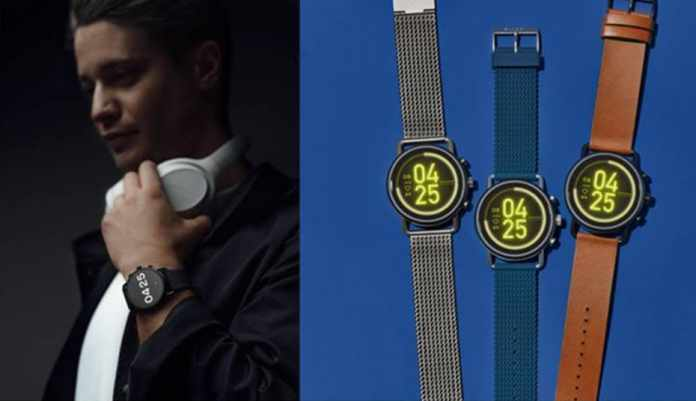Skagen Falster 3 smartwatch launched