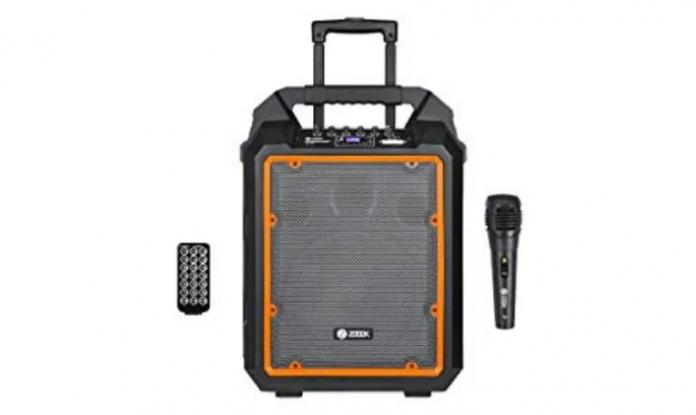 ZOOOK Herculean Pro 200 Watt party Speaker Launched