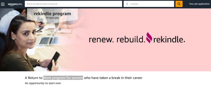Work program for women
