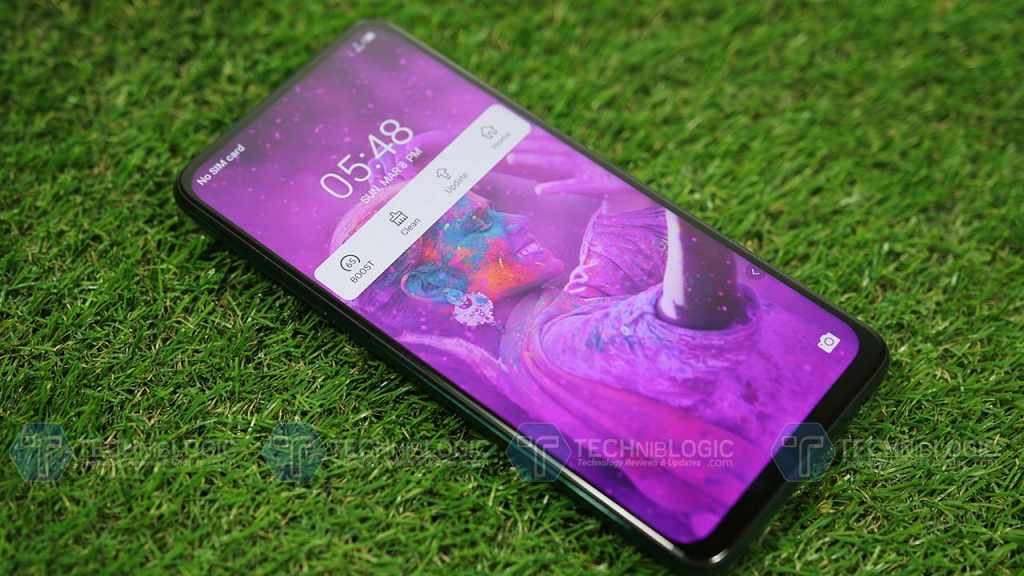 Infinix-S5-Pro-Review-techniblogic-holi-display
