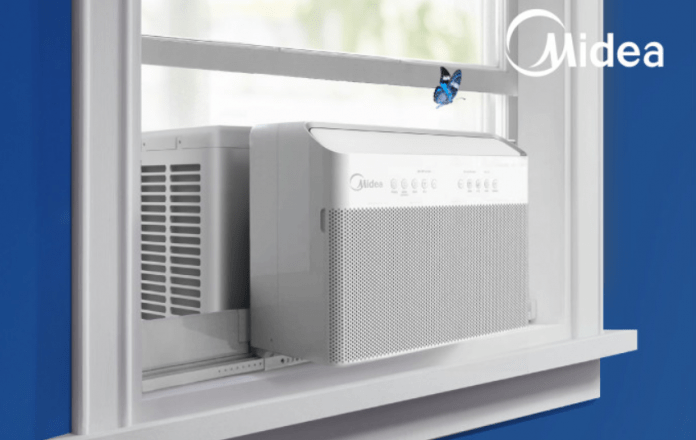 Midea The Window Air Conditioner, Reinvented