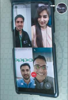 Oppo claims it made India's first 5G WhatsApp call