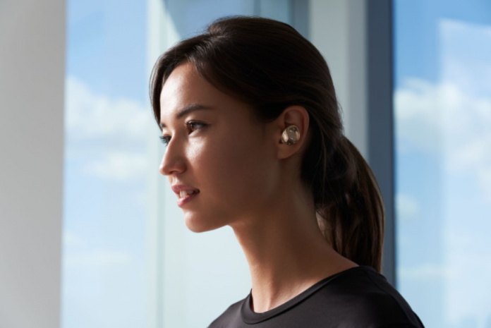 Pearl AI-Powered Earbuds with Solar Charging