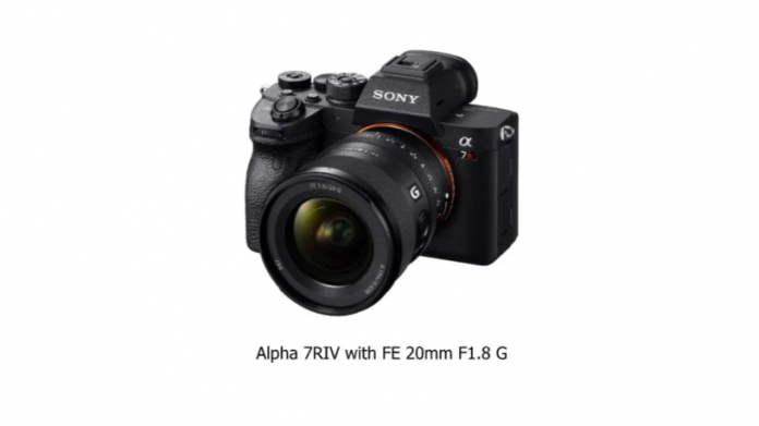Sony Boosts Full-Frame Lens Line-up with New FE 20mm F1.8 G