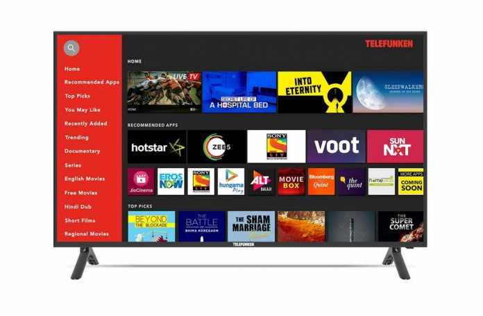 Telefunken announces its new range of Bluetooth HD