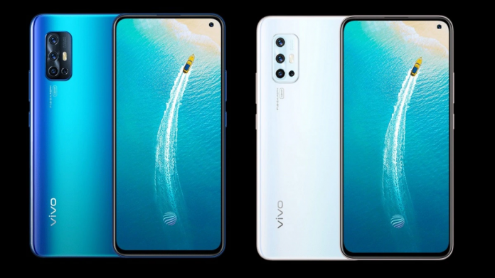 Vivo V19 With Quad Rear Cameras Launched