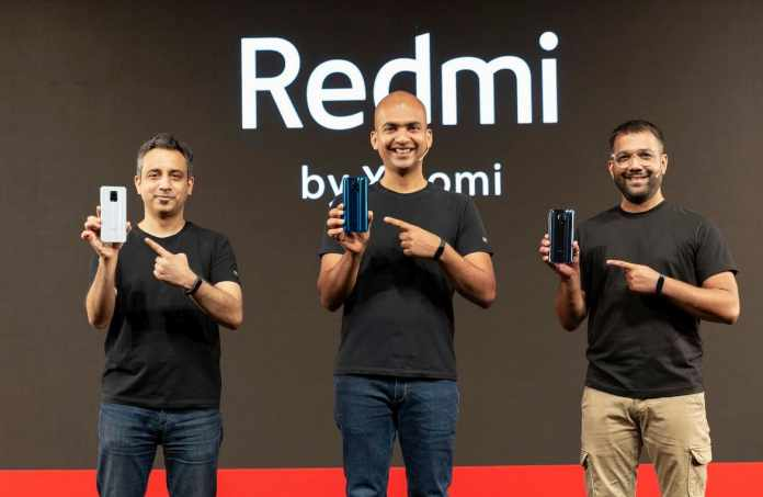 Redmi Note 9 Pro launched in India