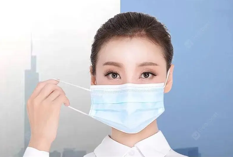 Disposable Isolation Face Mask
