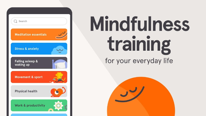 Headspace Meditation & Sleep app