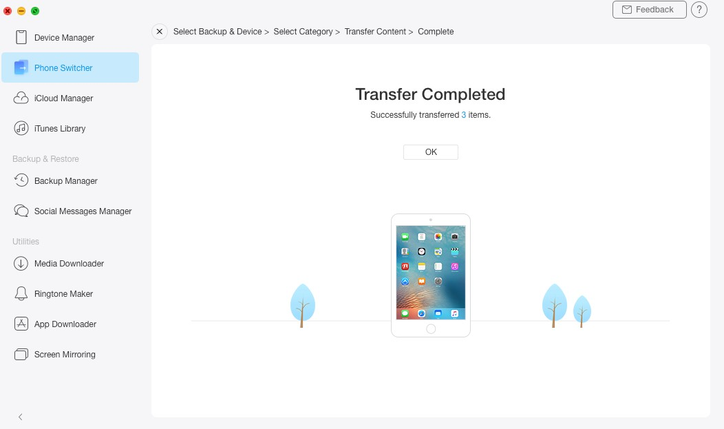 How to Easily Transfer Data to iPhone with Different Ways? 6