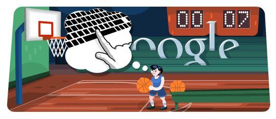 Basketball 2012 by google