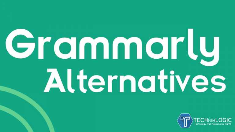 Best Grammarly Alternative 2021 [Free & Cheaper]