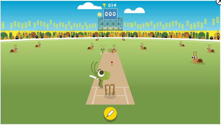 ICC Champions Trophy 2017 Begins by google