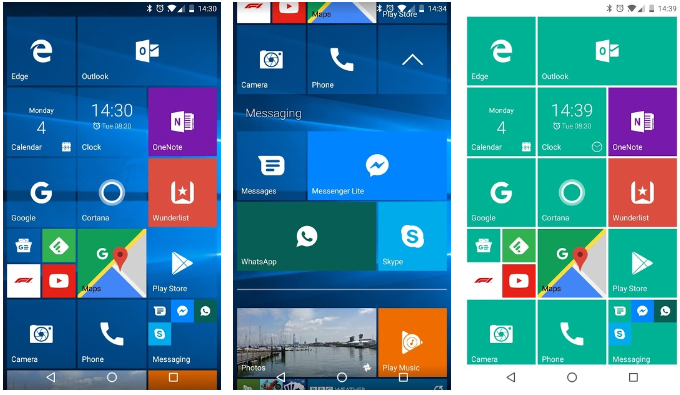 Launcher 10 - Apps on Google Play