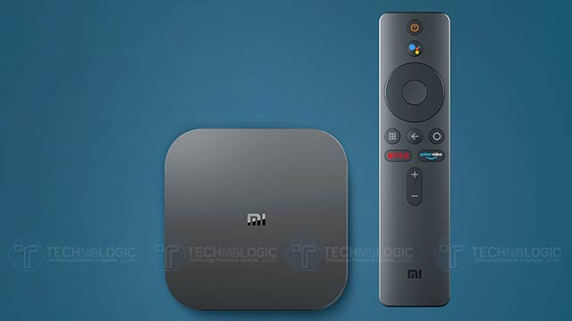 Mi Box 4K Streaming Device Launched