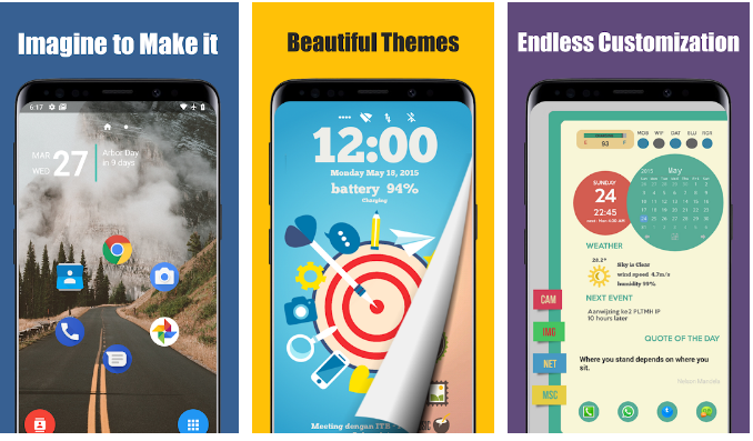 19 Best Android Launcher 2020 : Amazing Launchers to TRY