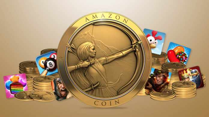 What are Amazon Coins