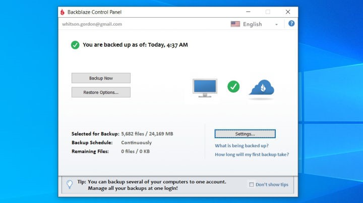 Cloud Backup and Disaster Recovery Solutions Review (2020) 2