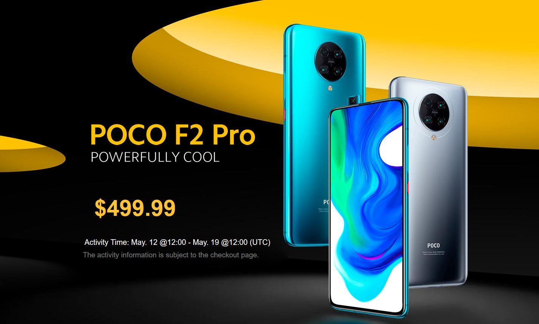 How to Buy Poco F2 Pro Online?