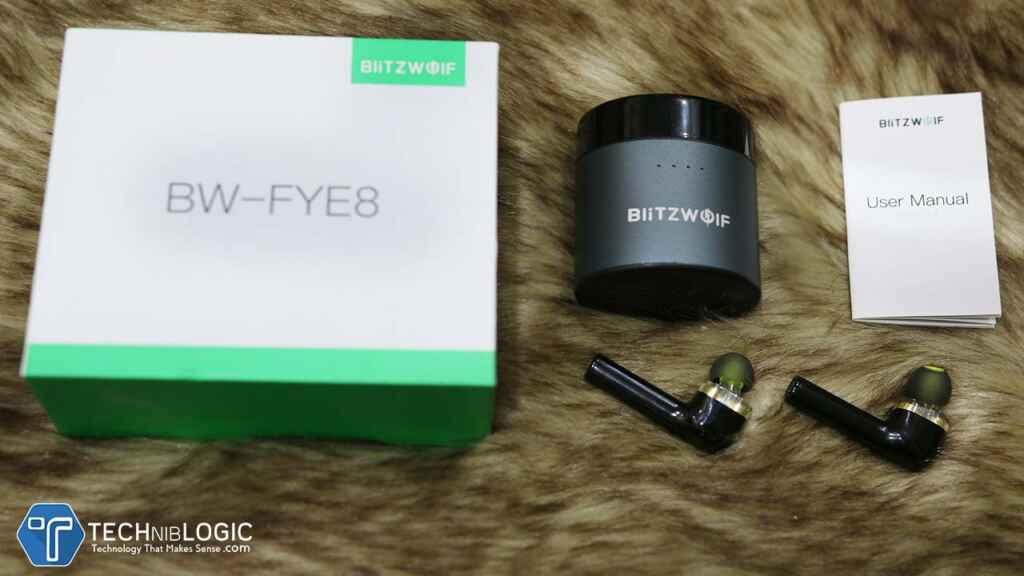 BlitzWolf BW-FYE8 TWS Bluetooth 5
