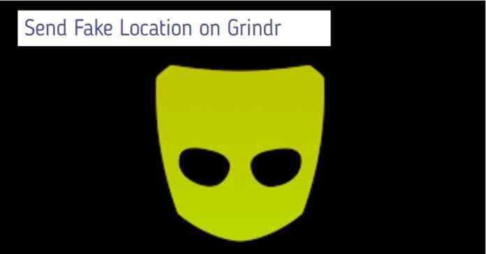 Change GPS location on Grindr
