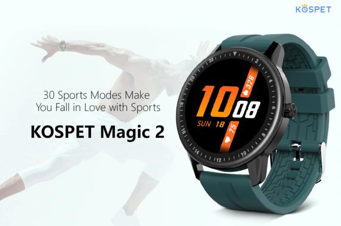 Kospet MAGIC 2 smart watch